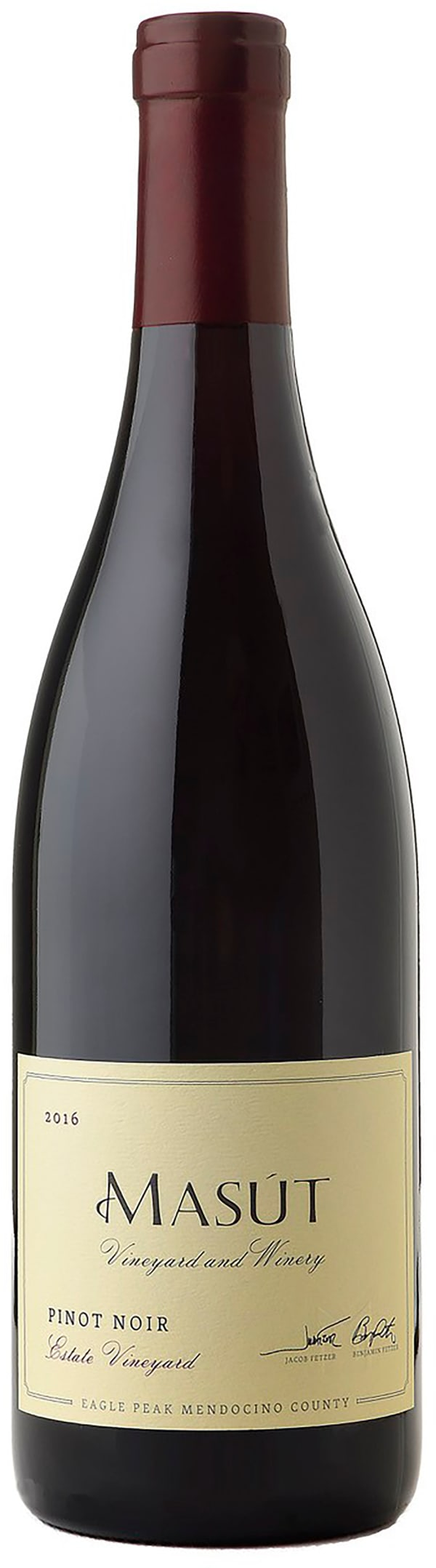 Masut Pinot Noir 2016