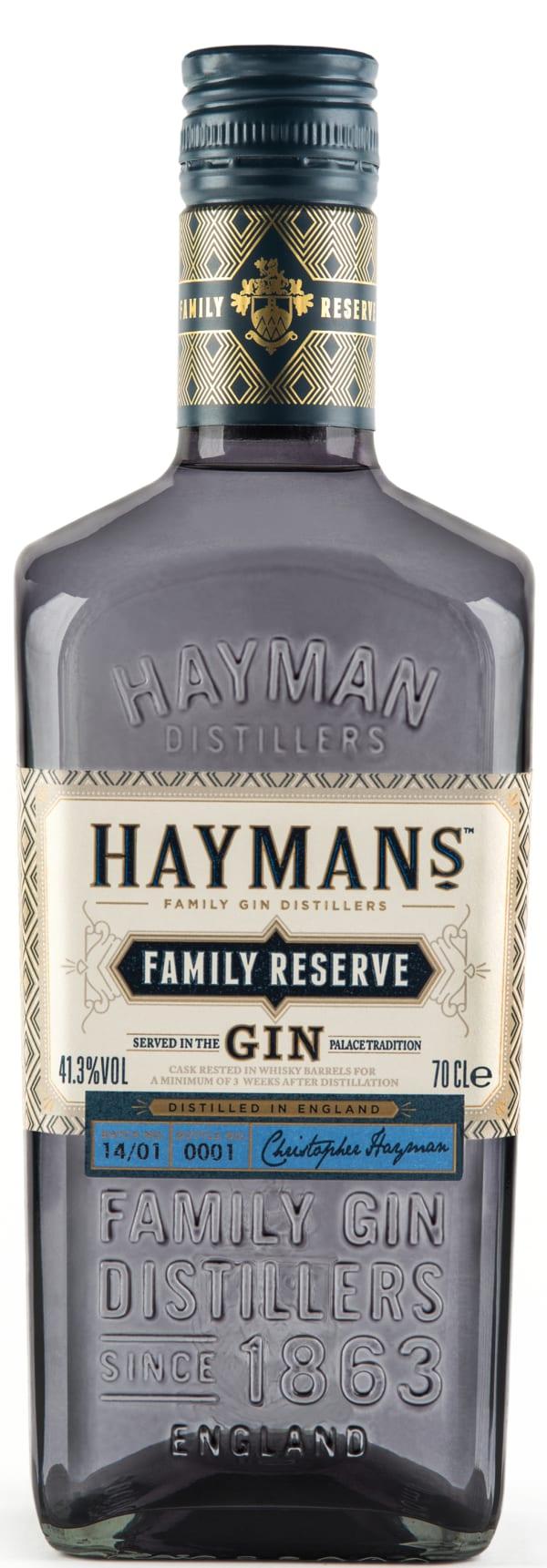 Hayman Family Reserve Gin