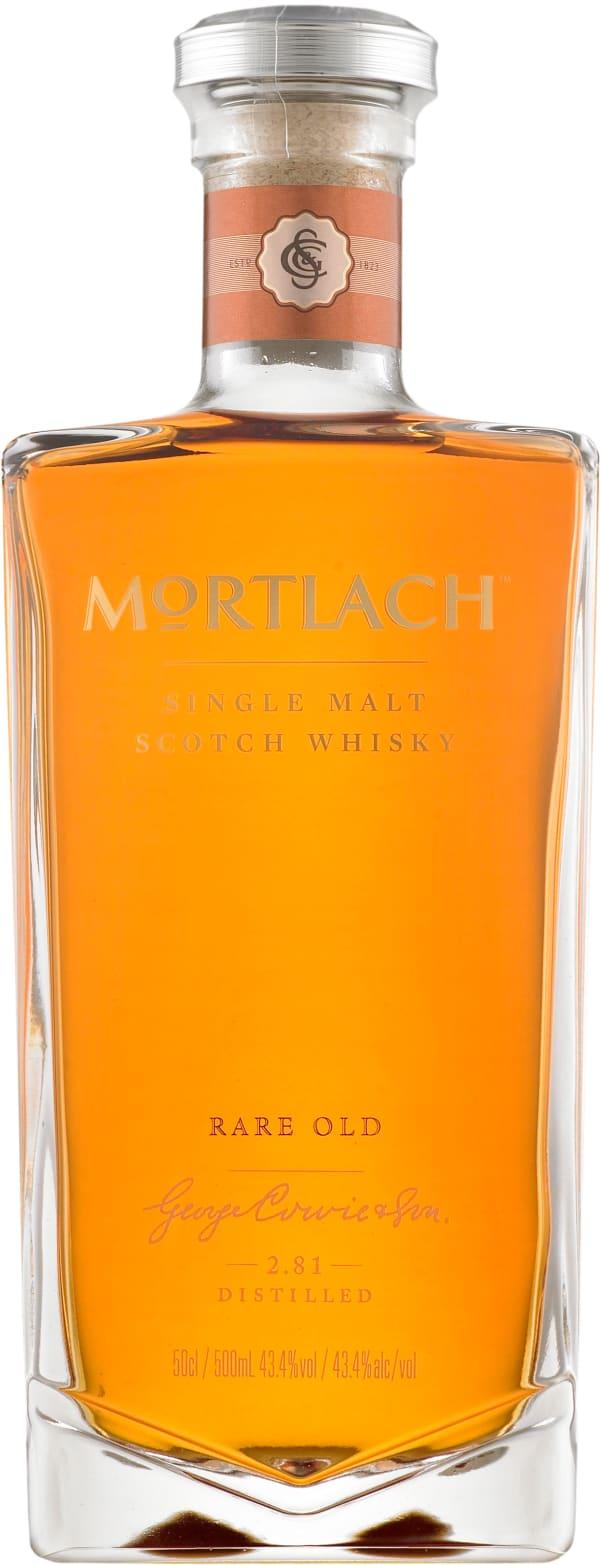 Mortlach Rare Old Single Malt