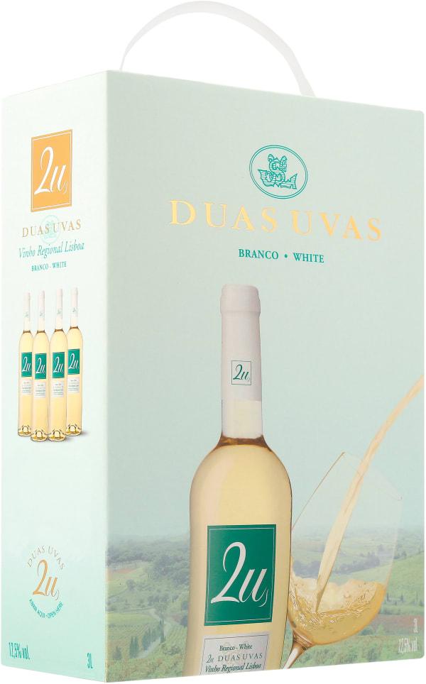 2u Duas Uvas Branco White 2019 bag-in-box