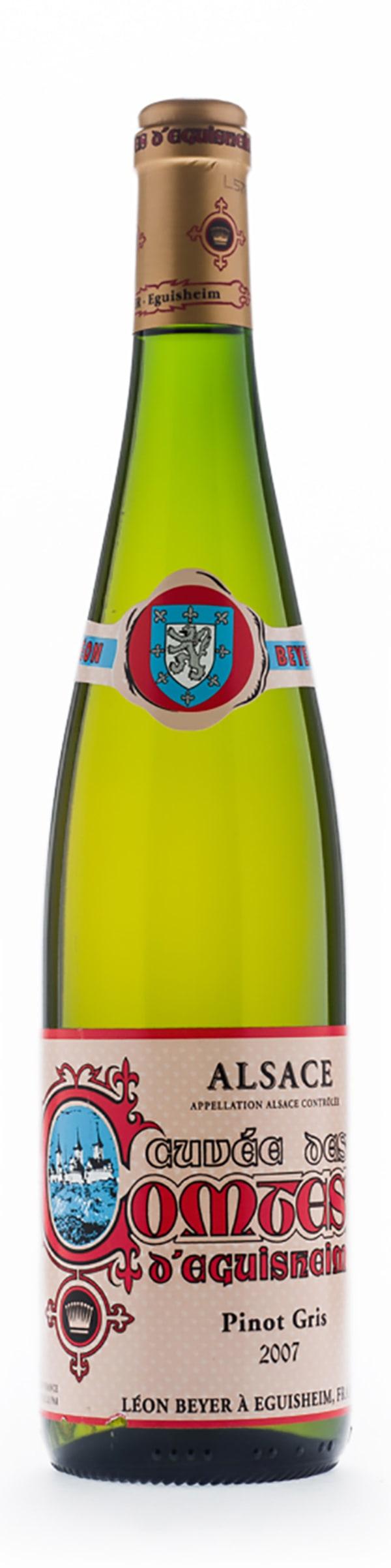 Comtes d'Eguisheim Pinot Gris 2008