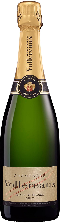 Vollereaux Blanc de Blancs Champagne Brut
