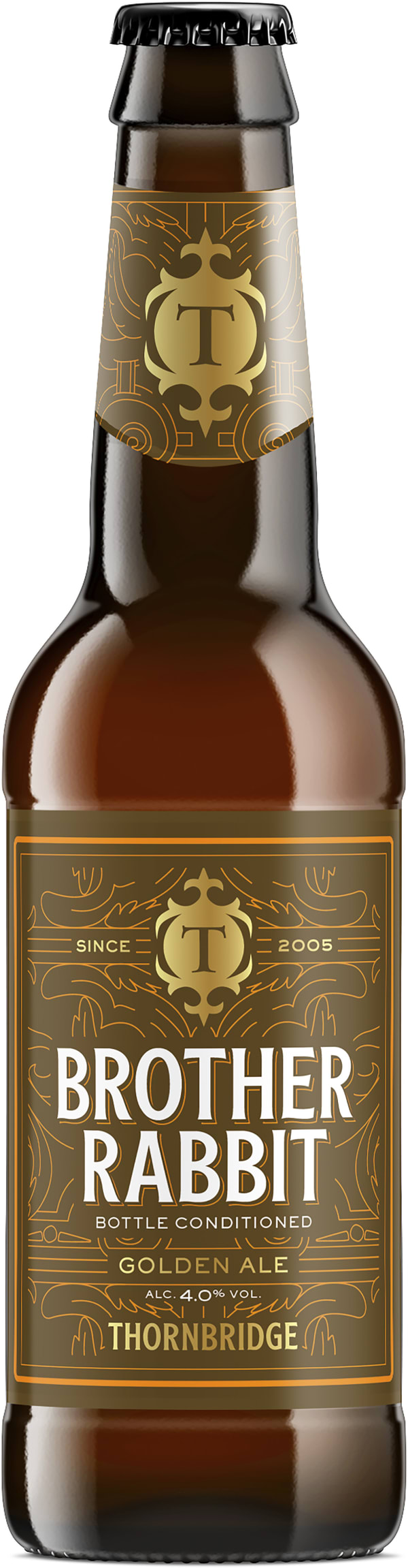 Thornbridge Brother Rabbit Golden Ale