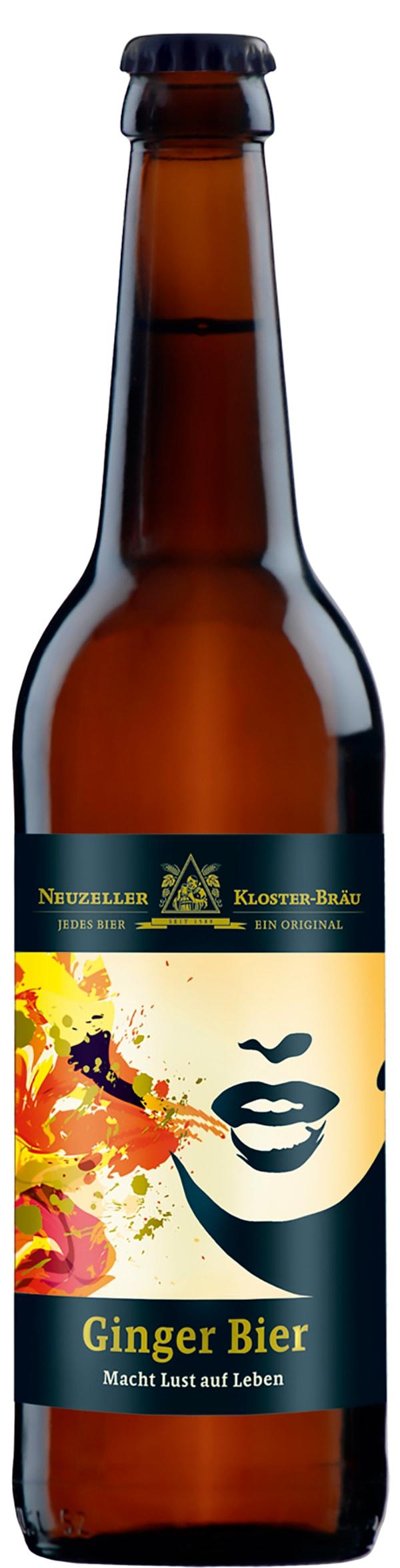 Neuzeller Ginger Bier