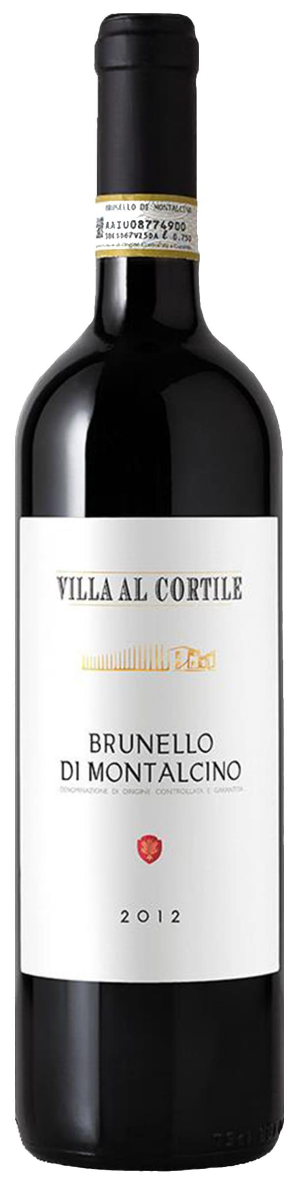 Villa al Cortile Brunello di Montalcino  2012
