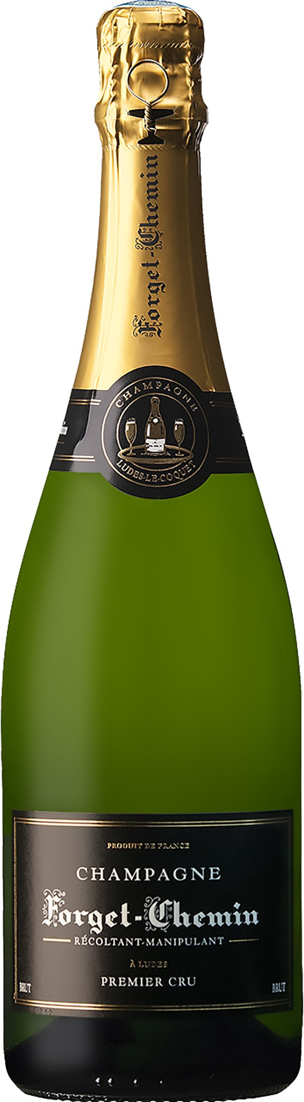 Forget-Chemin Premier Cru Champagne Brut