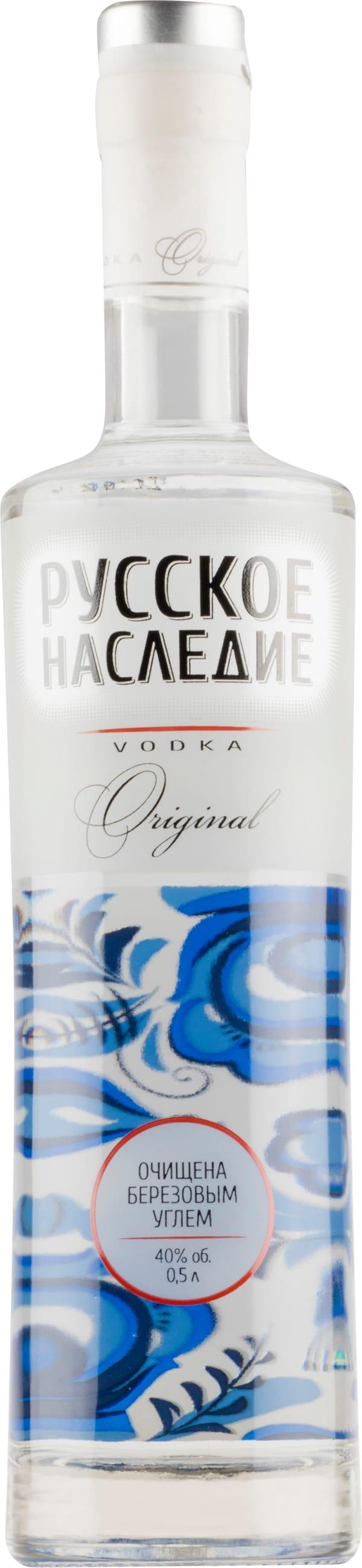 Russian Heritage Vodka