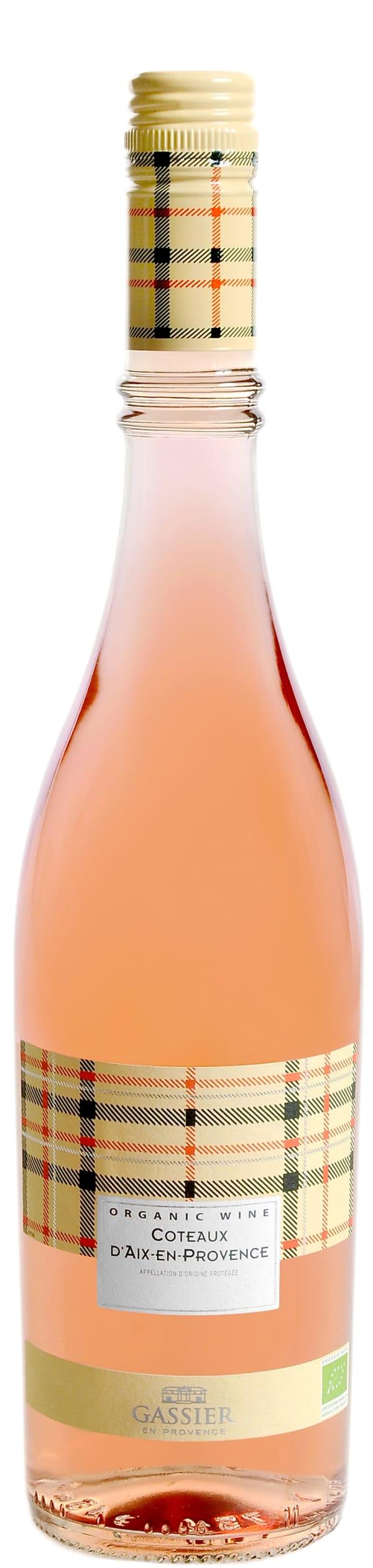 Gassier Coteaux d'Aix-en-Provence Organic 2018