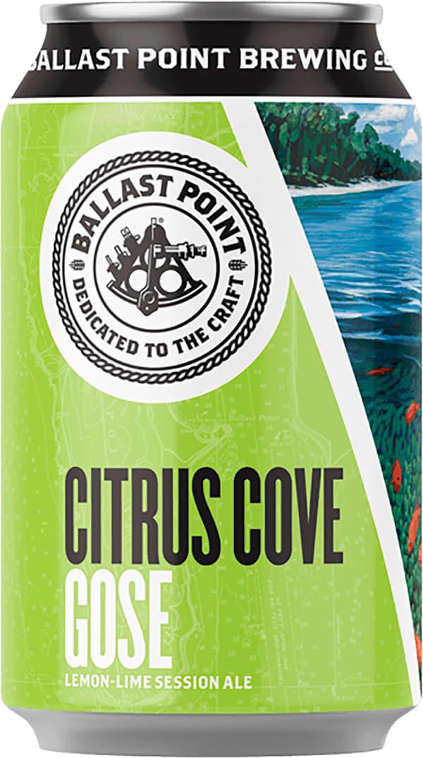 Ballast Point Citrus Cove Gose burk