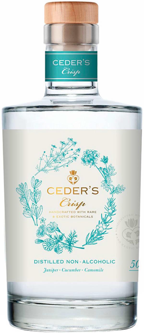 Ceder's Crisp Non Alcoholic Gin