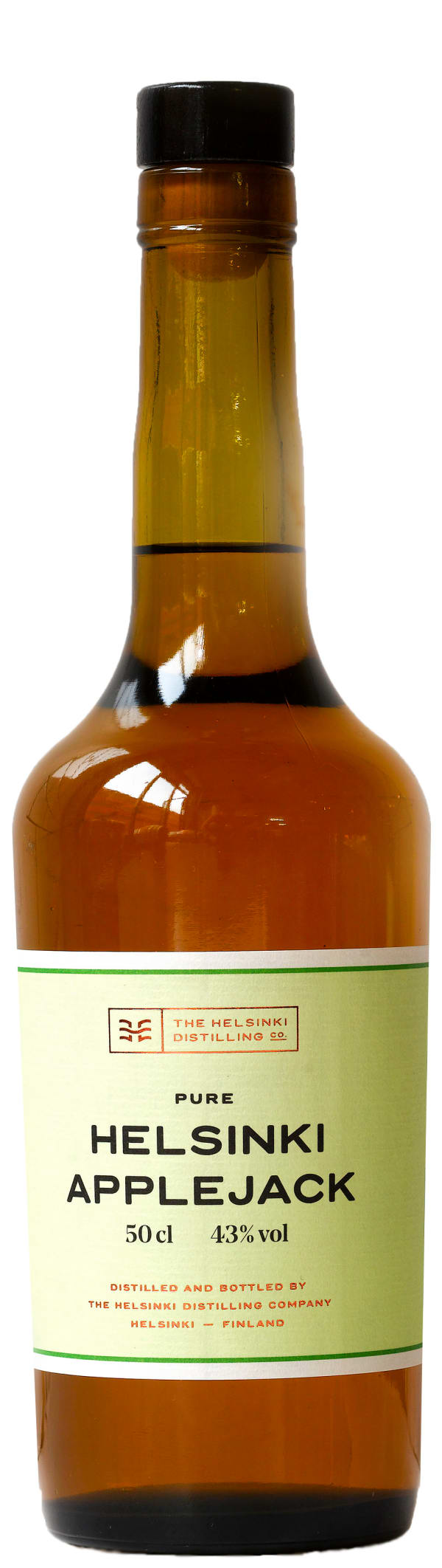 Helsinki Distilling Company Applejack 2016