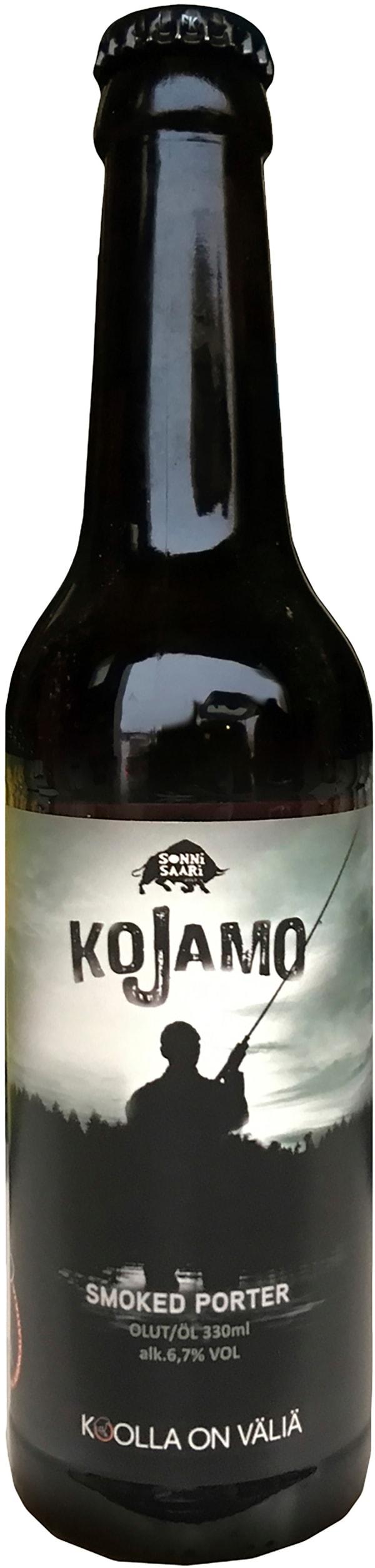 Sonnisaari Kojamo Smoked Porter