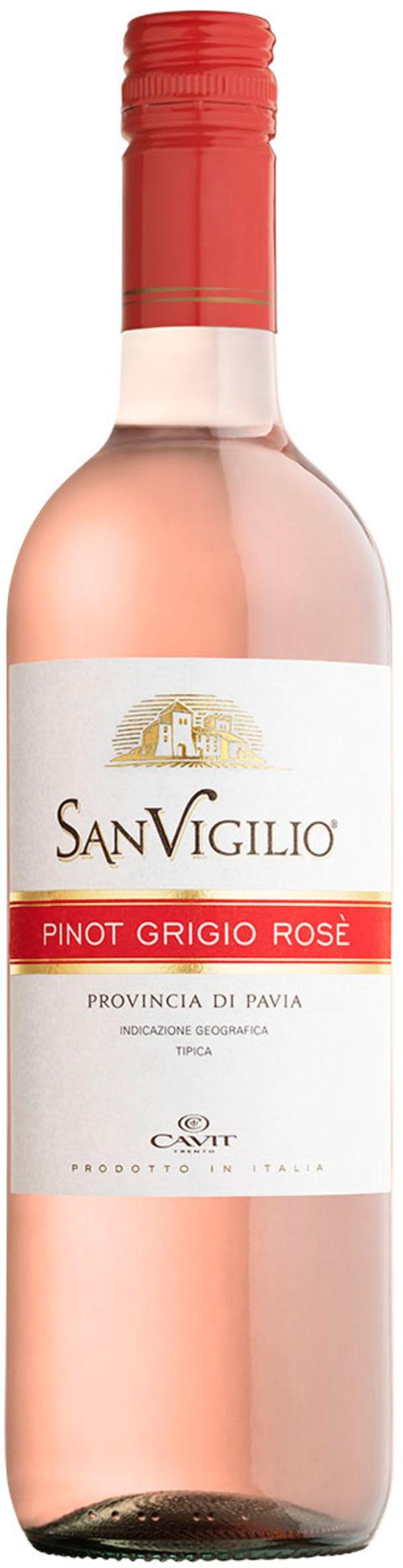 Cavit Sanvigilio Pinot Grigio Rose 2019