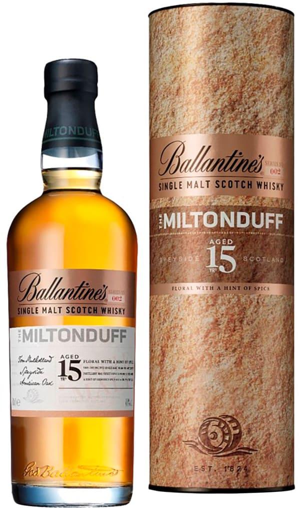 Miltonduff 15 Year Old Single Malt
