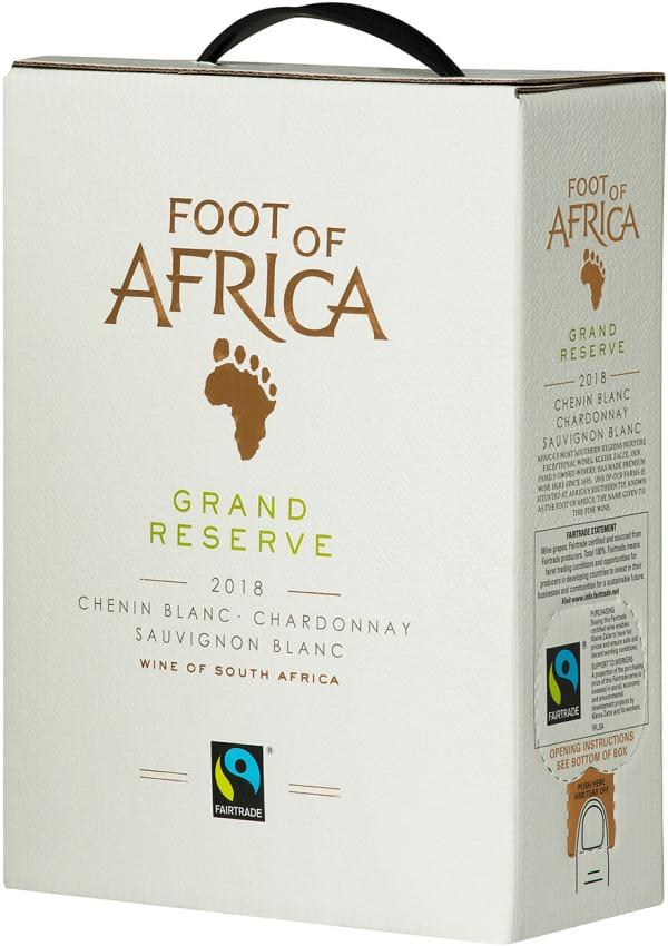 Foot of Africa Grand Reserve 2018 bag-in-box