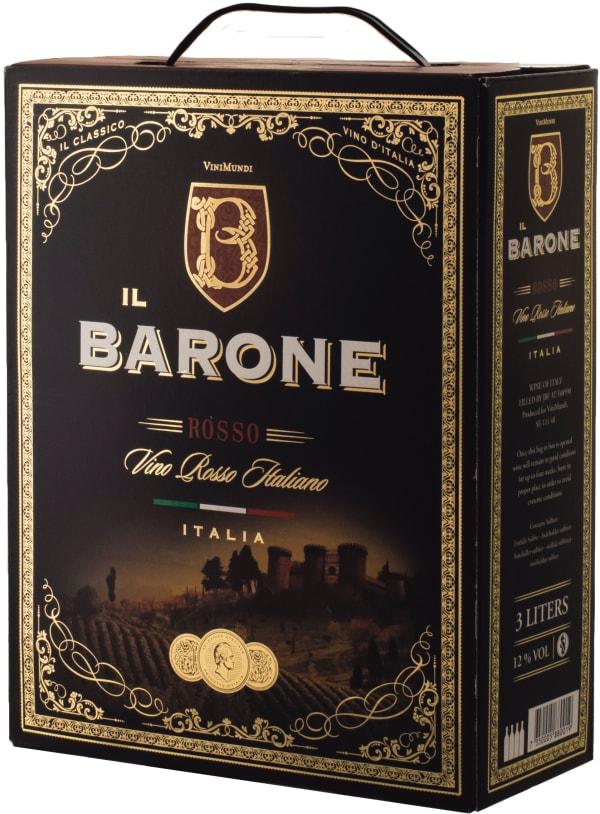 Il Barone Rosso 2017 bag-in-box