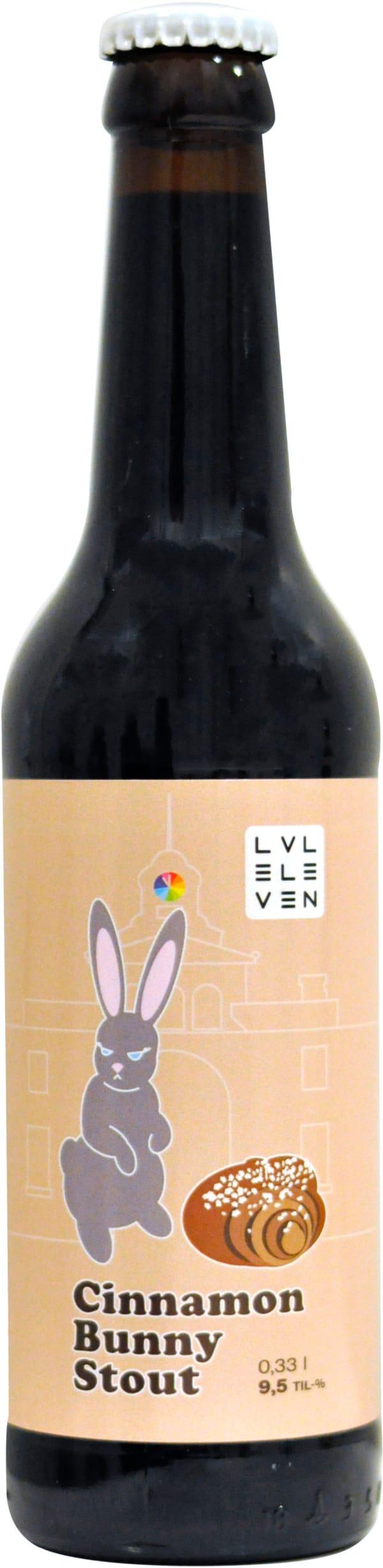 Level Eleven Cinnamon Bunny Stout