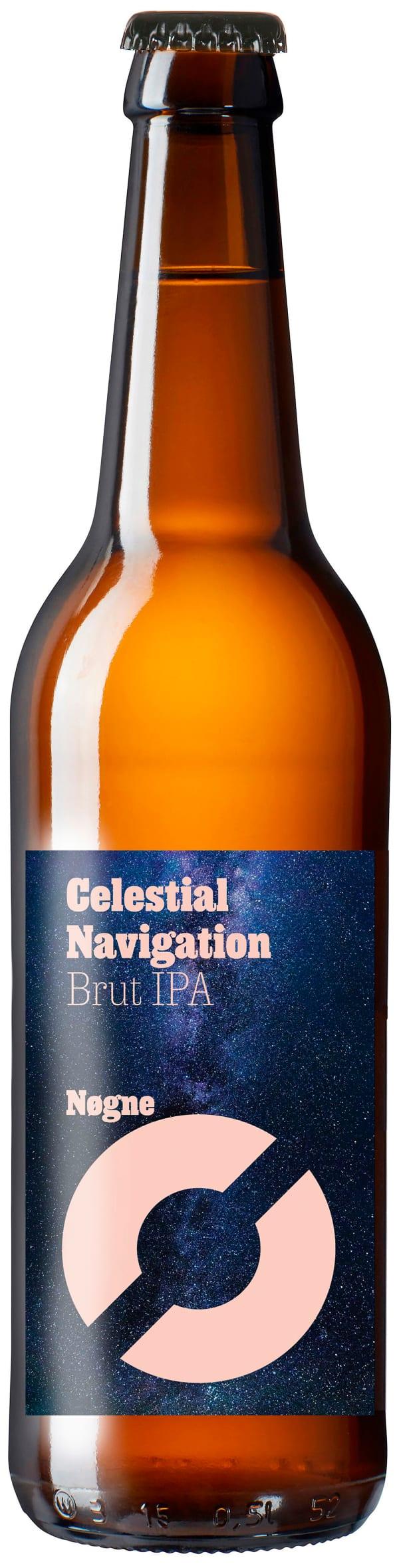Nøgne Ø Celestial Navigation Brut IPA