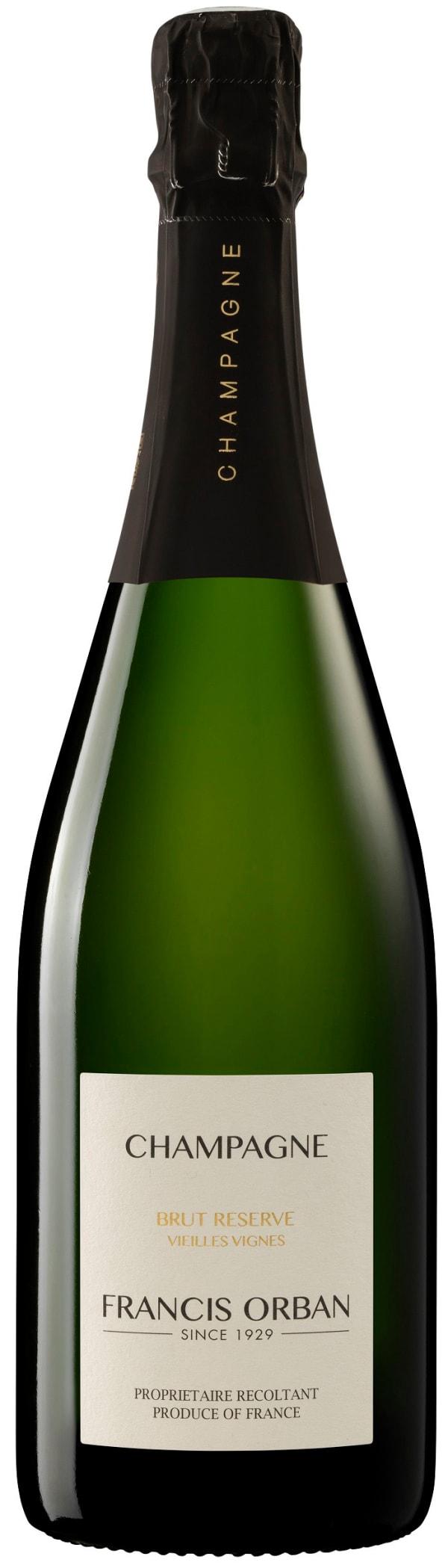 Francis Orban Vieilles Vignes Réserve Champagne Brut