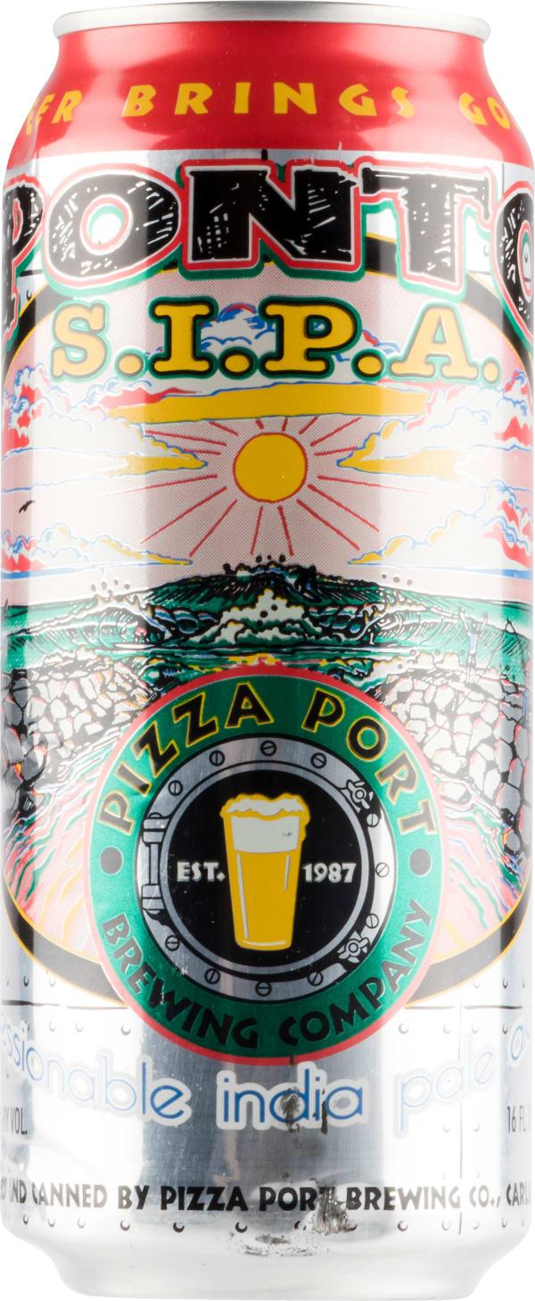 Pizza Port Ponto Session IPA burk