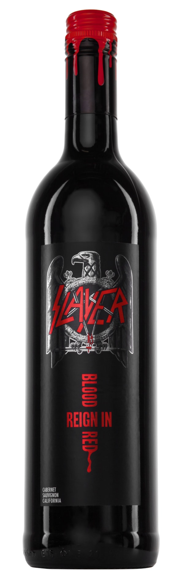 Slayer Reign in Blood Red 2014