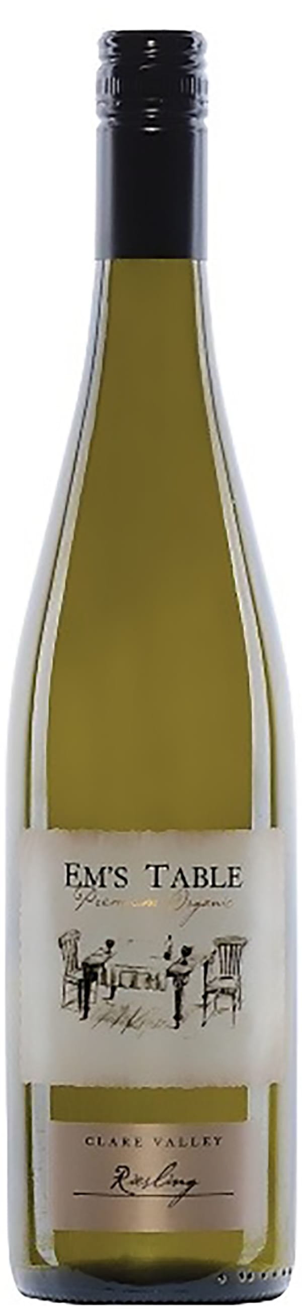 Em's Table Riesling 2015