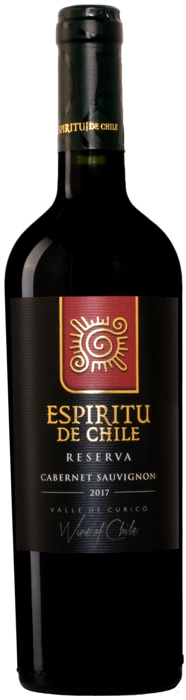 Espíritu de Chile Reserva Cabernet Sauvignon 2017