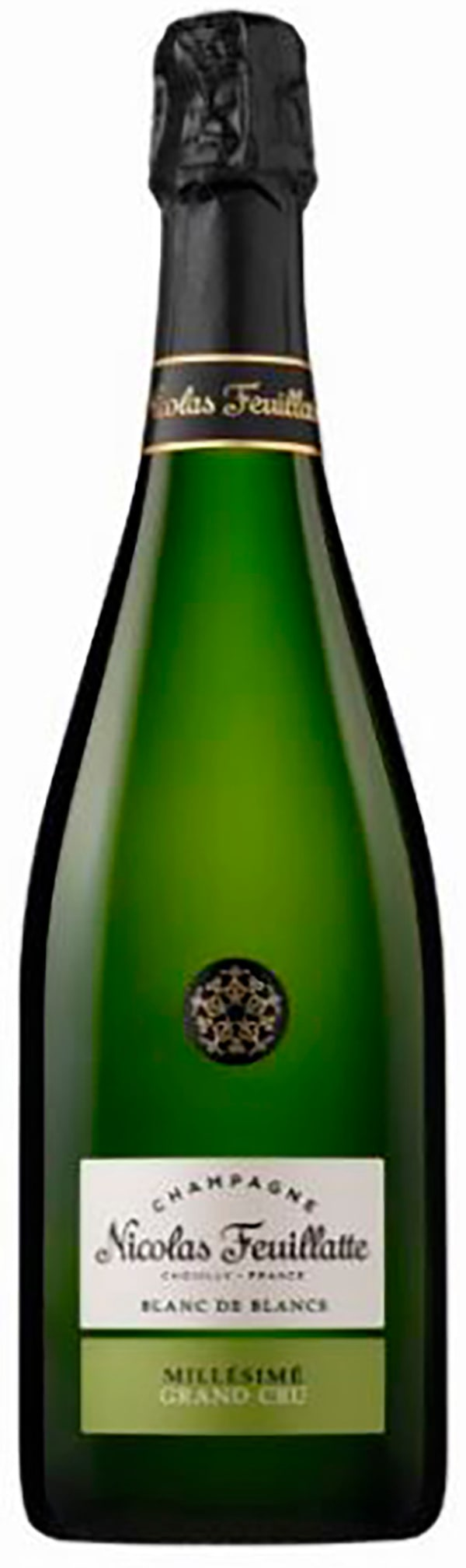 Nicolas Feuillatte Grand Cru Blanc de Blancs Champagne Brut 2012