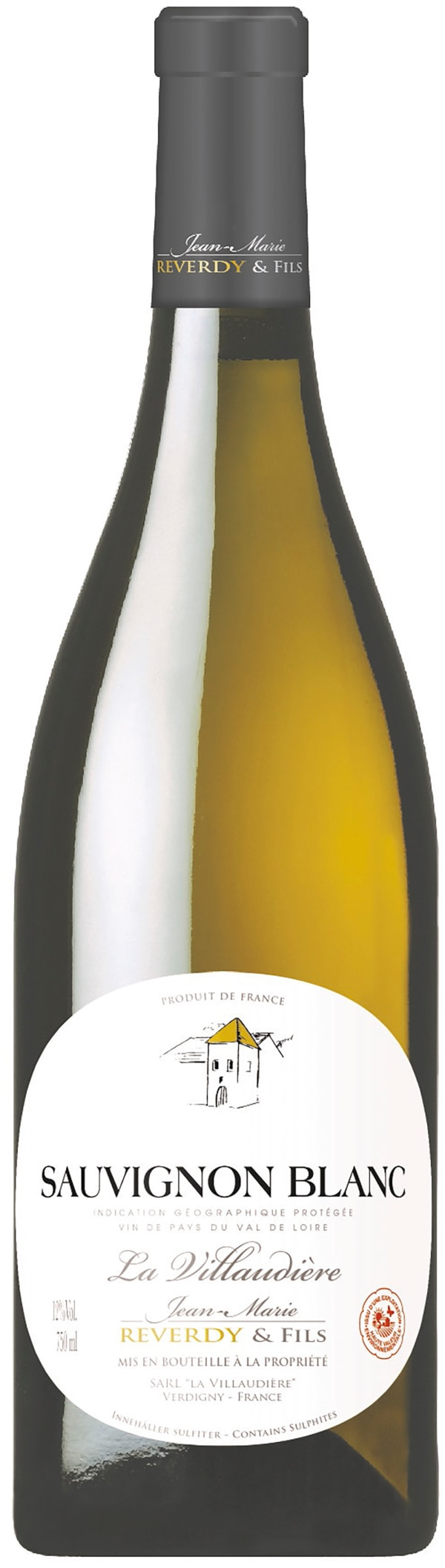 Reverdy La Villaudiere Sauvignon Blanc 2016