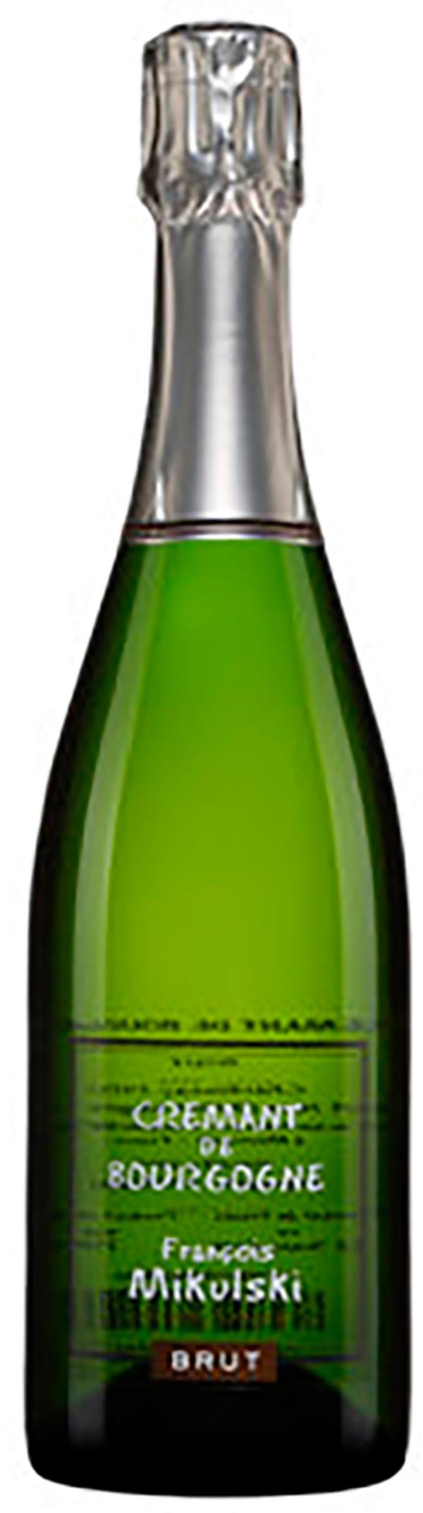 Francoise Mikulski Cremant de Bourgogne Brut