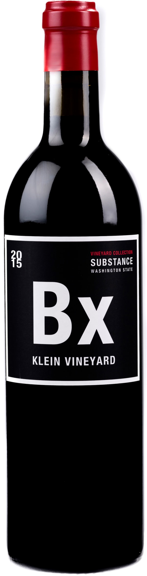 Wines of Substance Bx Klein Vineyard 2013