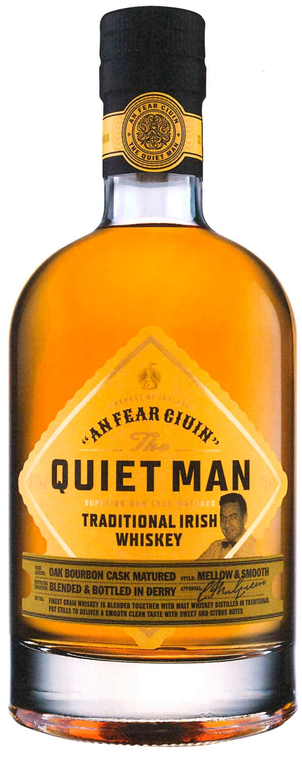 Quiet Man Superior Oak Cask Matured
