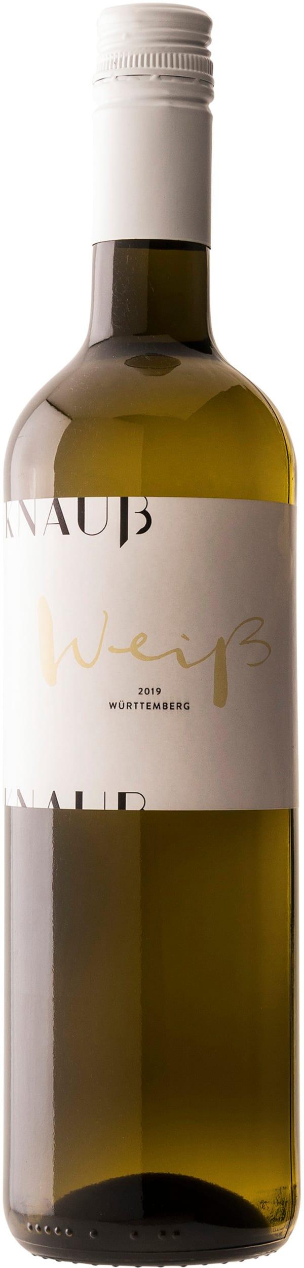 Knauss Weiss 2019
