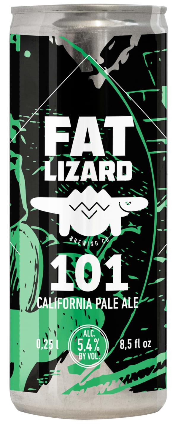 Fat Lizard 101 California Pale Ale tölkki