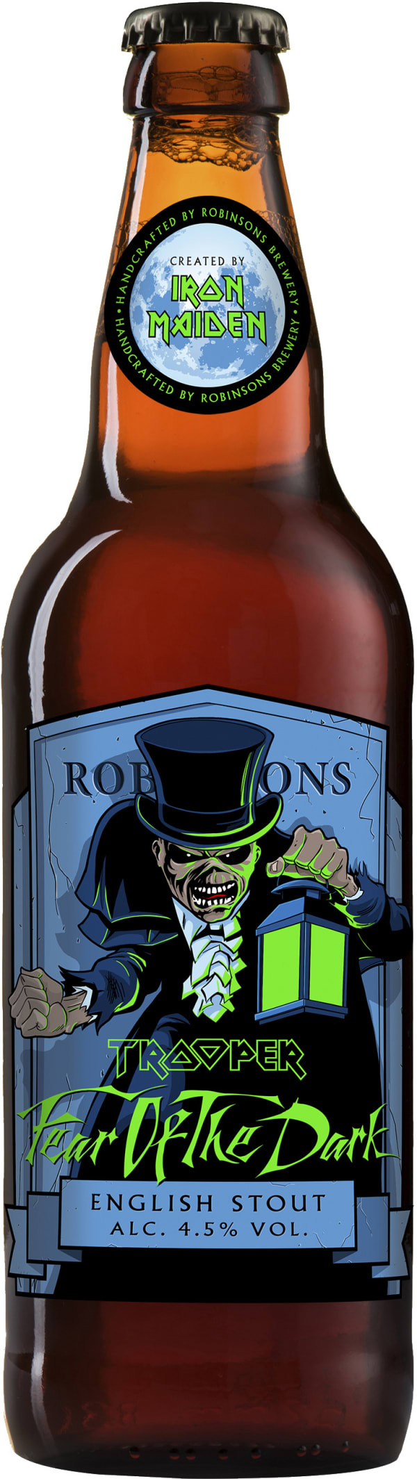 Robinsons Trooper Fear Of The Dark Stout