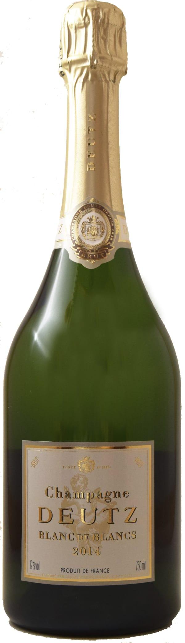Deutz Blanc de Blancs Champagne Brut 2014