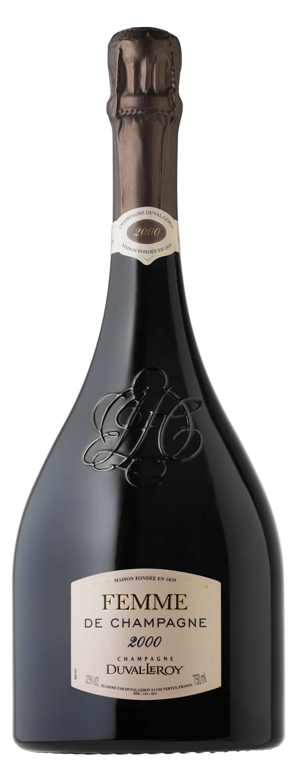 Duval-Leroy Femme de Champagne Brut 2000