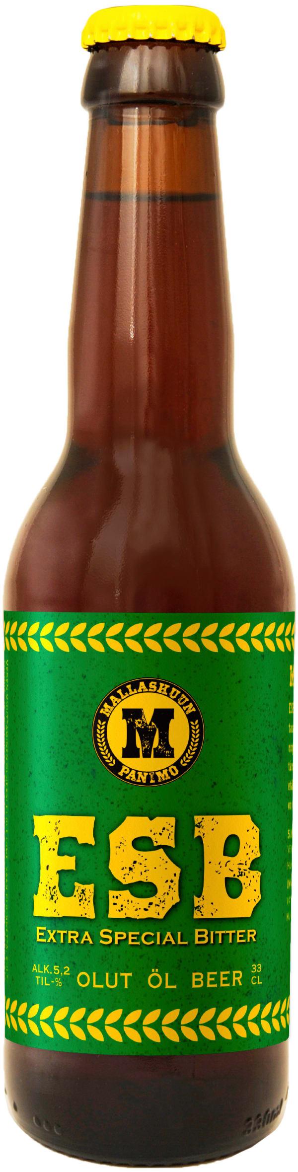 Mallaskuun Top Hat Ale