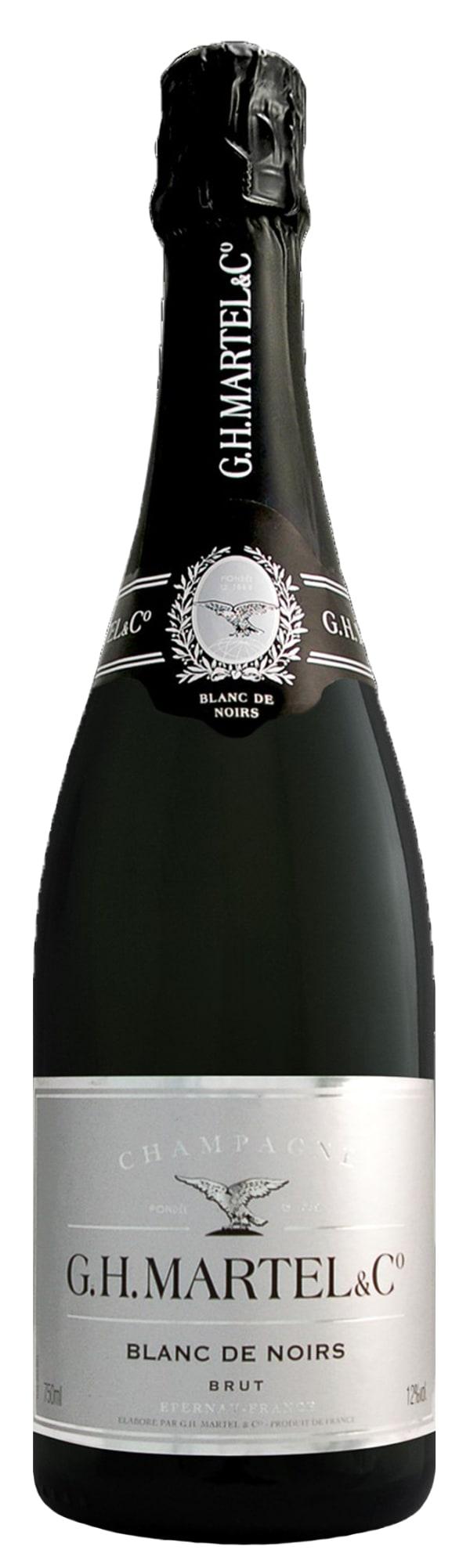 G.H. Martel&C˚ Champagne Blanc de Noirs Brut