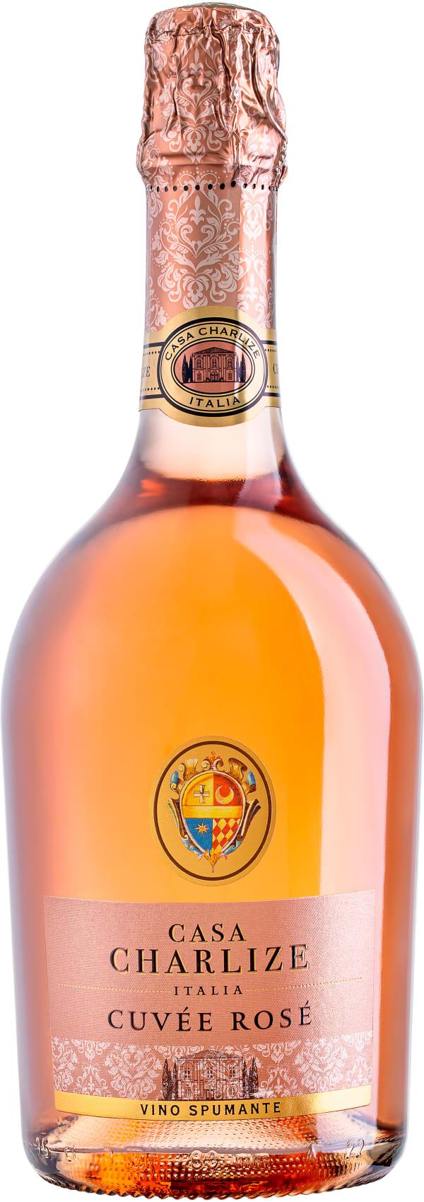 Casa Charlize Cuvée Rosé Brut