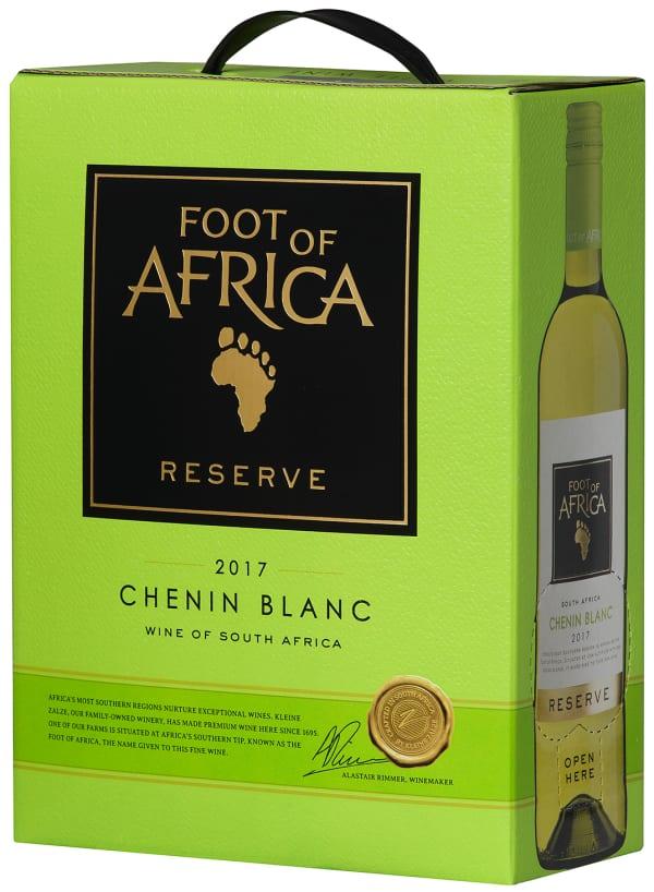 Foot of Africa Reserve Chenin Blanc 2018 bag-in-box