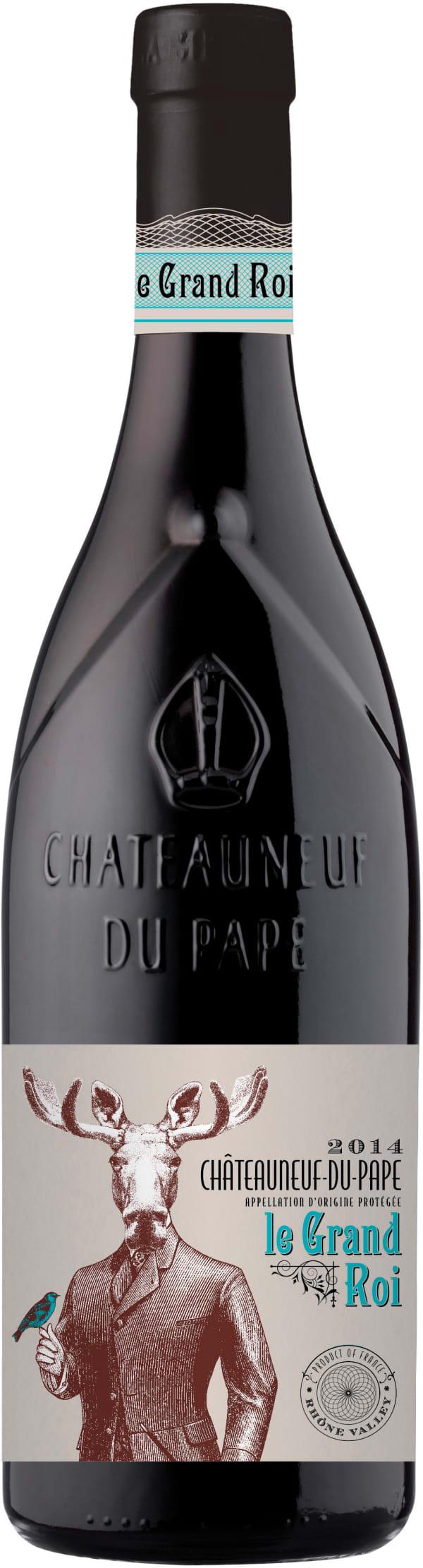 Le Grand Roi Châteauneuf-du-Pape 2016