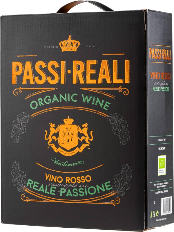 Passi Reali Organic Appassimento 2018 lådvin
