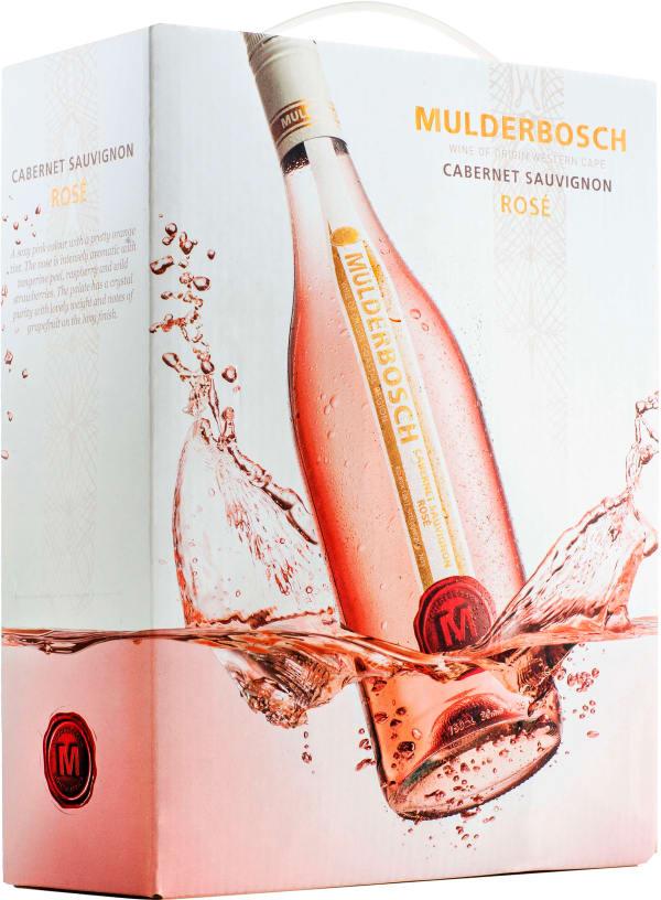Mulderbosch Cabernet Sauvignon Rose 2018 bag-in-box