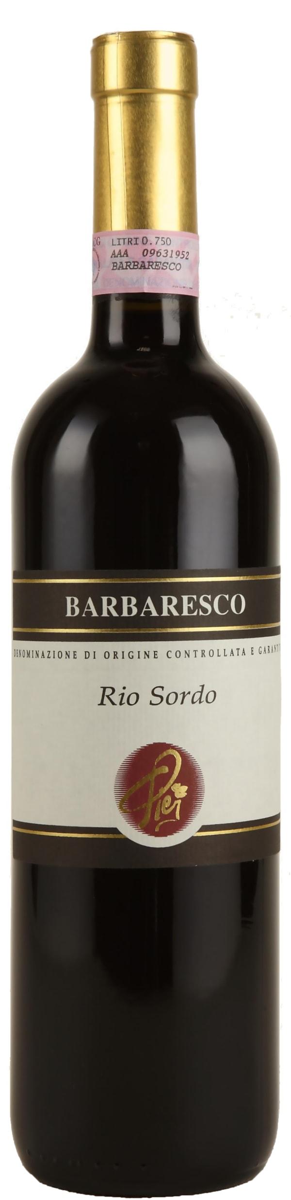 Pier Rio Sordo Barbaresco 2011