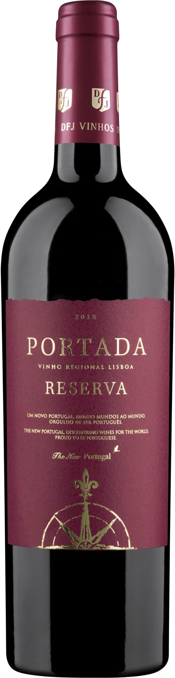 Portada Reserva Red 2018