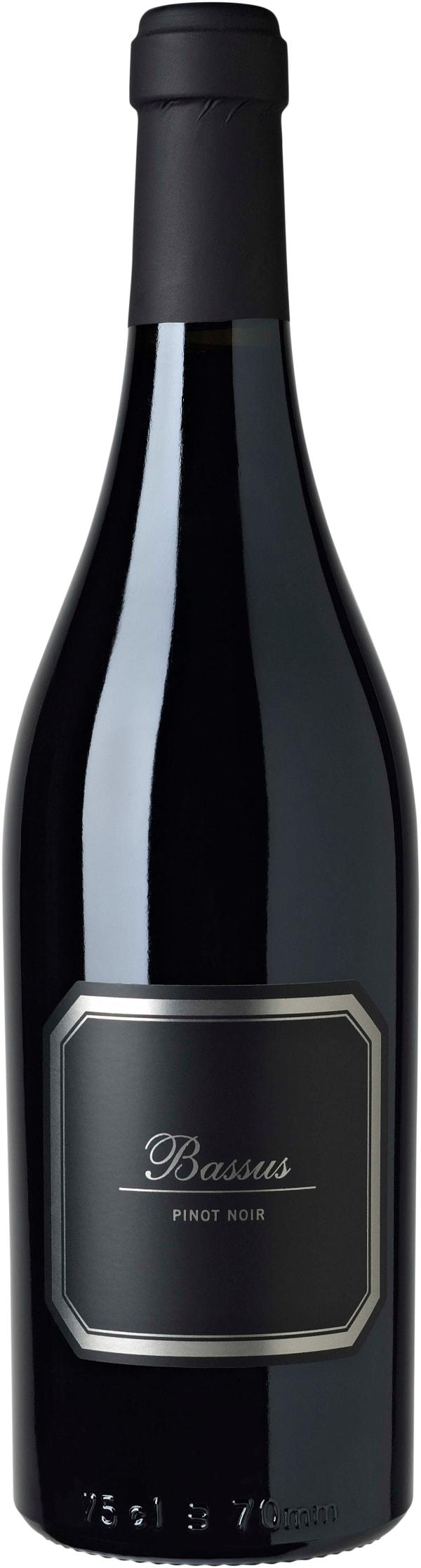 Hispano+Suizas Bassus Pinot Noir 2016