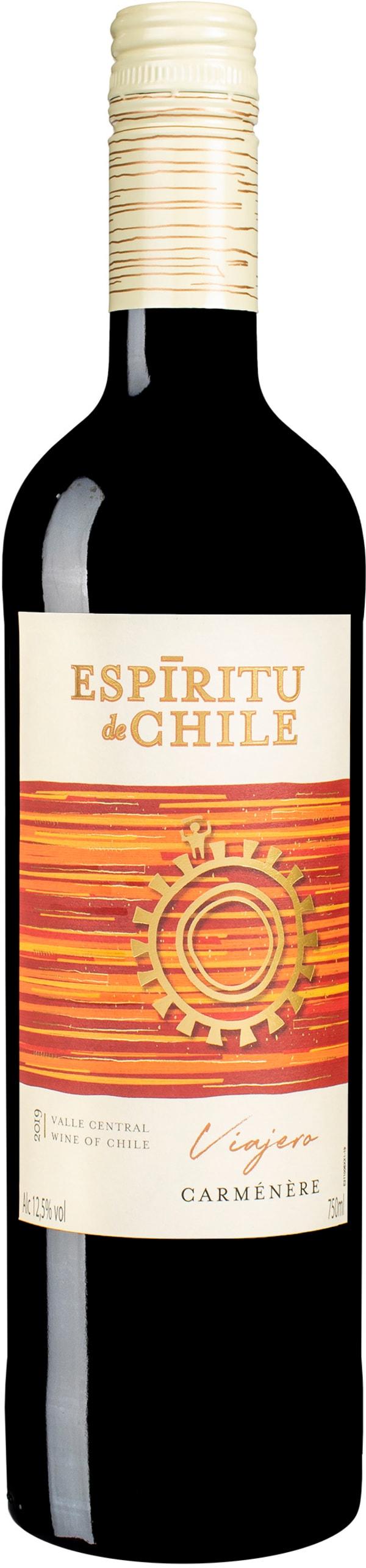 Espíritu de Chile Carmenère 2019