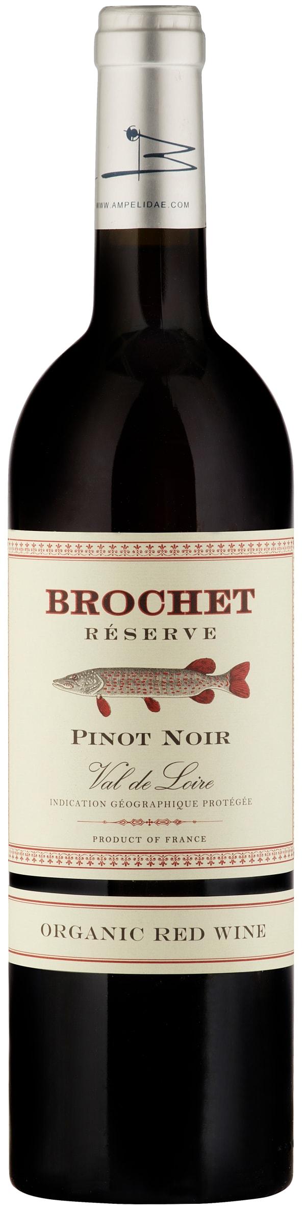 Brochet Organic Pinot Noir Réserve 2016