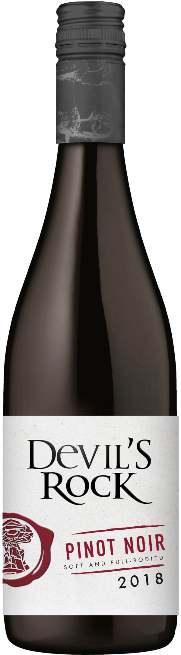 Devil's Rock Pinot Noir 2018